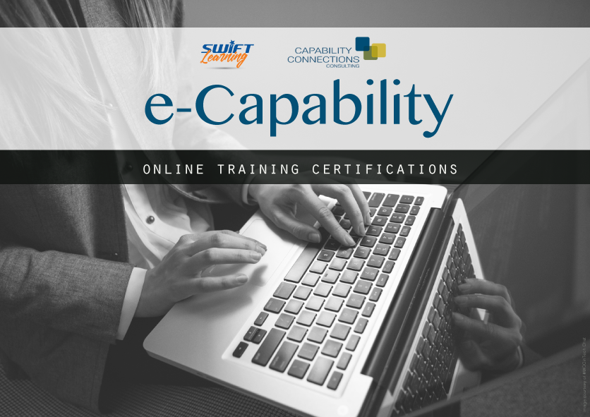 e-Capability: Get Certified with Our New Online Courses